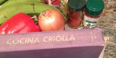 Cocina Criolla cookbook